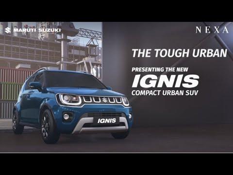 The New Maruti Suzuki Ignis Engine | Get a Head Start with a Powerful Petrol Engine