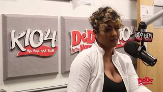 Brandi Maxiell Spills the Tea On Basketball Wives L.A. Plus More on Her Cosmetic Line