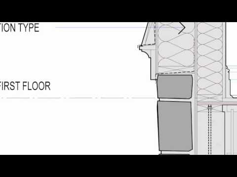 How to draw like an architect, pt.3 - The Wall Section