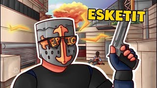 EPIC CS:GO MOMENTS