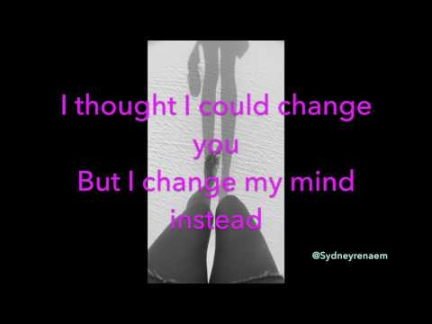 Sydney Renae - No More (Full Song/Lyric Video)