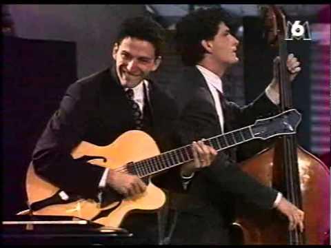 1993 - John Pizzarelli trio - Vienne