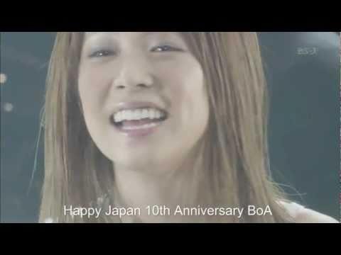 BoA Japan 10th Anniversary