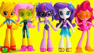 My Little Pony Equestria Girls Summer Vacation Swimsuit Beach Fashion