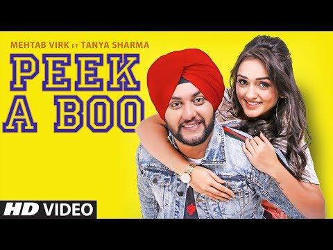 Mehtab Virk: Peek A Boo (Full Song) Starboy Music X - Haazi Navi