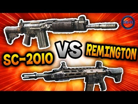 Call Of Duty: Ghost - SC-2010 Vs REMINGTON R5! - COMPARING STATS! (COD Ghosts) - Smashpipe Games