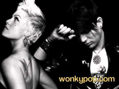 Adam Lambert and Pink - Whataya Want From Me