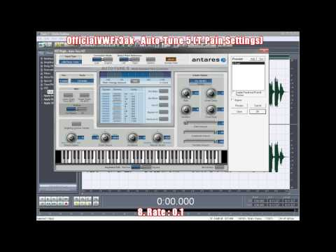 Autotune 9 download | Antares Autotune Pro 9 0 1 Setup + Crack