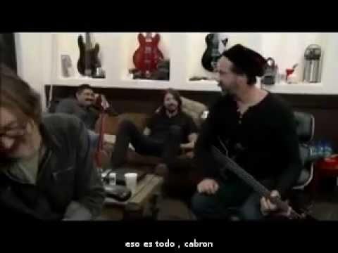Foo Fighters - I Should Have Known (Ft. Krist Novoselic) - subt. Español