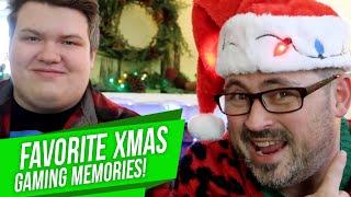 Tsusasi and Sean's Favorite Christmas Gaming Memories (Part 1 of 2)