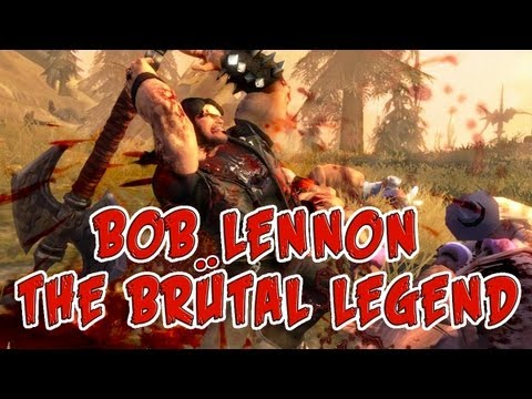 trailer : brütal legend - playthrough fr hd par bob lennon