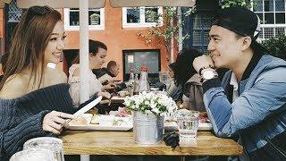 Băng Di Trải Nghiệm Thụy Điển, Đan Mạch Cùng Bạn Trai   Europe Trip - Băng Di & Justin