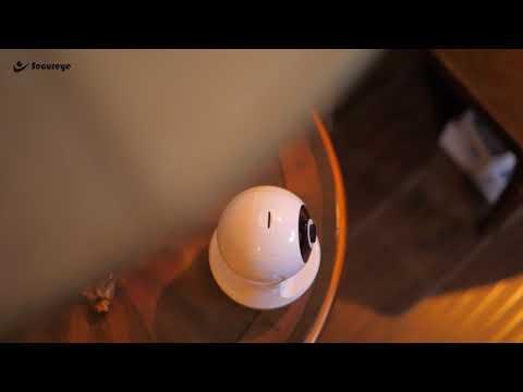 Secureye Falcon Smart Wifi 2MP PTZ Camera