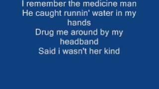 Tim Mcgraw Indian Outlaw Lyrics