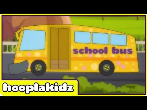 Cantecele - Autobuzul de scoala