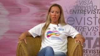 Entrevista com Terezinha Guilhermina