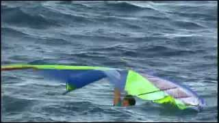 UPWIND - Launch of a Sport  - History of Kitesurfing