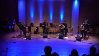 Stelios Petrakis Quartet - Syrta with Cretan Bagpipes