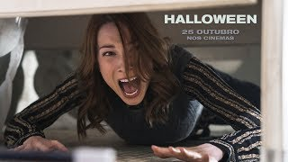 """Halloween"" - Spot Medo (Universal Pictures Portugal) 