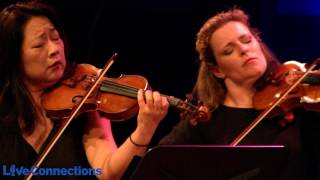 LiveConnections Presents John Patitucci + Daedalus Quartet (FULL CONCERT)