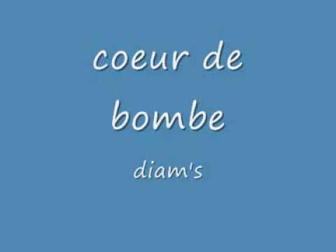 coeur de bombe de l'album SOS de diam's