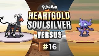 Pokemon HeartGold and SoulSilver Versus - EP16   SO MANY CUTS