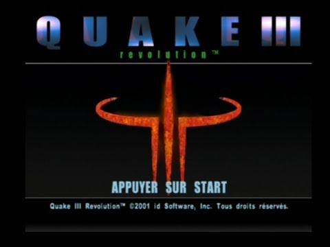 """[Ps2] Introduction du jeu """"Quake III Revolution"""" de id Software (2001 ..."""