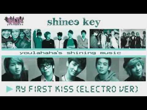 SHINee Key - My First Kiss (ELECTRO ver.) REMIX