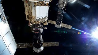 NASA/ESA ISS Space Station Livestream With Map - 38 - 2018-03-18