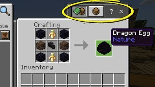 CUSTOM Crafting *FINALLY* Comes to Minecraft PE!
