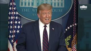 08/04/20: President Trump Holds a News Conference