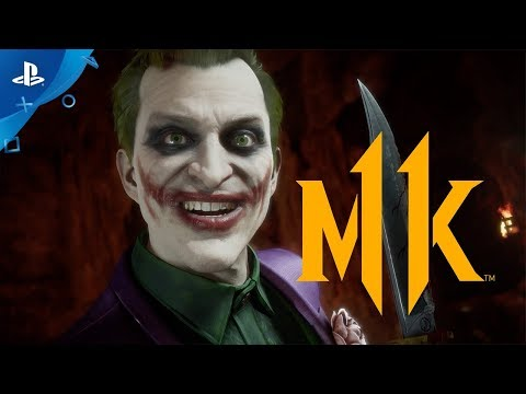 The Joker-gameplaytrailer