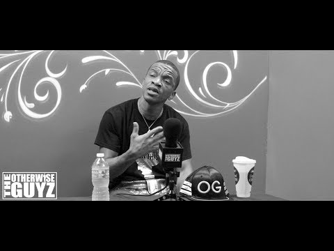 Donk talks about growing up with Boosie  | The OtherWise Guyz