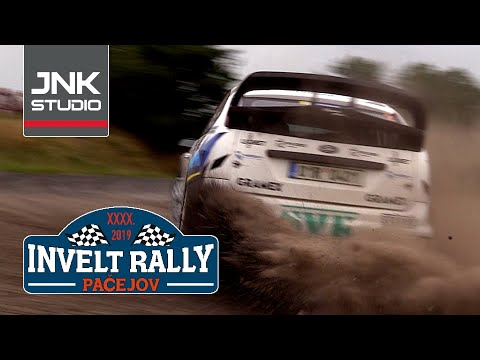 Best of 40. Invelt Rally Pačejov 2019 (crash - action)