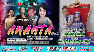 Live Streaming Campursari ANANTA Music // EKA Putra audio // HVS Sragen Crew 02