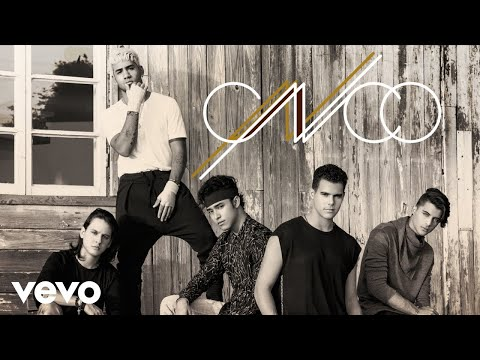 CNCO - Fan Enamorada (Audio)