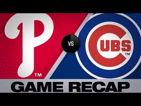 5/21/19: Baez's walk-off single gives Cubs 3-2 win