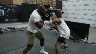 Boxing For Beginners Ep 11 | Padwork with Randall Pich