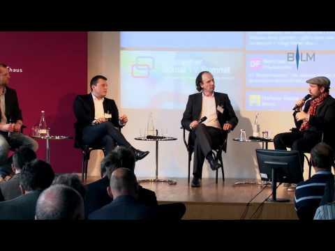 Diskussion: Sport Events als Zugpferd für Social TV