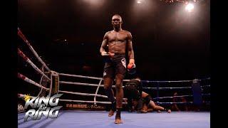 King in the Ring Trans Tasman 8 Man Final: Israel Adesanya vs Pati Afoa