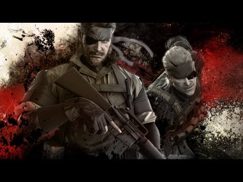 Metal Gear Solid: Snake's Favorite Memories - Smashpipe Games