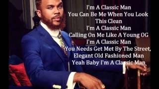 Classic Man Lyrics
