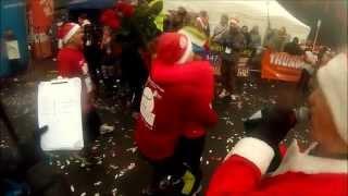 XII Półmaraton św.Mikołajów Toruń 07.12.2014- POWIEDZIAŁA TAK!