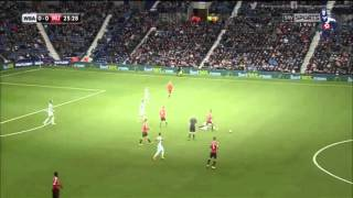West Bromwich Albion 1 - 0 Manchester United 2016 ~All Goals & Highlights ~6 March 2016