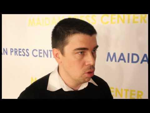 Патріот України (Правий сектор) про російську агресію та ситуацію в Харкові (4.03.14)