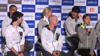 130620-Fan Meeting-Yuna Kim-Interview-All That Skate 2013