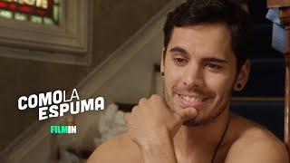Adrián Expósito en 'Como la espuma'