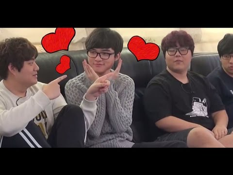 Awesome moments of FAKER, SKT T1 (WOLF, BANG, BENGI, DUKE, BLANK) | Funny moments 2016
