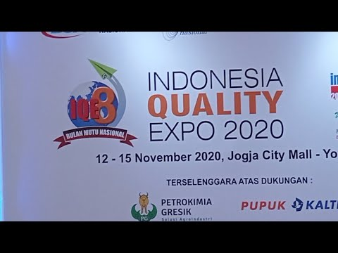 https://www.youtube.com/watch?v=MMbe3t2CyRYStand PT Pupuk Kujang di Pameran IQE Ke-8 Tahun 2020