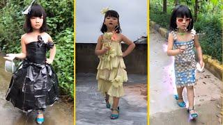 Phong Cách Thời Trang Con Nhà Nghèo - Tik Tok Trung Quốc ( P4 )